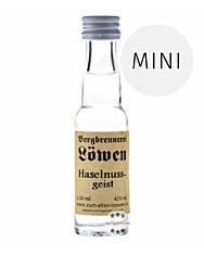 Löwen: Haselnuss-Geist / 42% Vol. / 0,02 Liter - Flasche