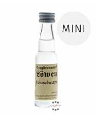 Löwen: Berg Heuschnaps / 40% Vol. / 0,02 Liter - Flasche