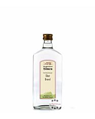 Löwen: Hochtannberger Obst Brand / 42% Vol. / 0,2 Liter - Flasche