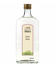Löwen: Kirsch Brand / 42% Vol. / 0,5 Liter - Flasche