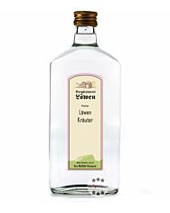 Löwen: Klarer Löwen Kräuter / 35% Vol. / 0,5 Liter - Flasche