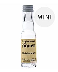 Löwen: Meisterwurz / 42% Vol. / 0,02 Liter - Miniatur-Flasche