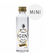 Bergbrennerei Löwen Gin - Dry Gin Quality / 40 % vol. / 0,04 Liter-Flasche