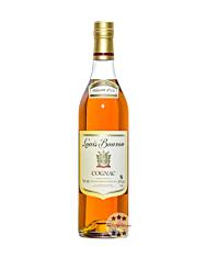 Louis Bouron: Blason d'Or Cognac / 40 % Vol. / 0,7 Liter-Flasche
