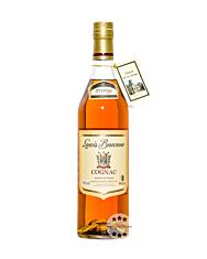 Louis Bouron: Prestige Cognac / 40 % Vol. / 0,7 Liter-Flasche