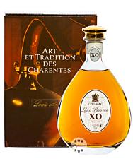 Louis Bouron: XO Cognac / 40% Vol. / 0,7 Liter-Flasche (Dekanter)