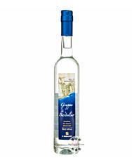 Marcati E. Gagliano Grappa di Bardolino / 40 % Vol. / 0,5 Liter-Flasche