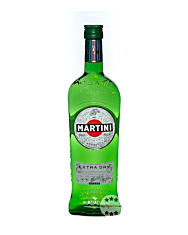 Martini Extra Dry Vermouth / 15 % Vol. / 0,75 Liter-Flasche