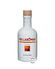 Marzadro: Bellabomba Bombardino Sahnelikör mit Eiern & Rum / 17 % Vol. / 0,2 Liter-Flasche
