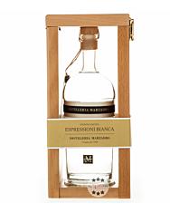 Marzadro Grappa Espressioni Bianca / 43 % Vol. / 0,7 Liter-Flasche