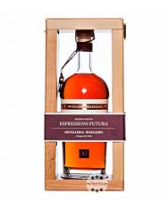 Marzadro Espressioni Futura 2020 Edition / 46 % Vol. / 0,7 Liter-Flasche in Holzrahmen