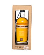 Marzadro Grappa Espressioni Solera / 42 % Vol. / 0,35 Liter-Flasche in Geschenkbox