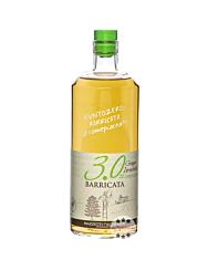 Mazzetti Grappa 3.0 Grappa Barricata / 40 % Vol. / 1,0 Liter-Flasche