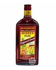 Myers's Rum Original Dark – Fine Jamaican Rum / 40 % Vol. / 0,7 Liter-Flasche