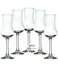 mySpirits Schnapskelch: Degustationsglas für Spirituosen mit 0,02 Liter Eichstrich