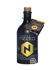 Neeka Premium Dry Gin / 40 % Vol. / 0,5 Liter-Flasche