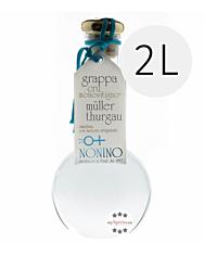 Nonino Grappa Cru Monovitigno Müller-Thurgau / 45 % Vol. / 2,0 Liter