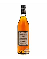 Paul Giraud Cognac Très Rare / 40 % Vol. / 0,7 Liter-Flasche