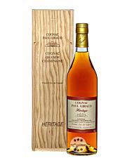 Paul Giraud Héritage Cognac Grande Champagne / 40 % Vol. / 0,7 Liter-Flasche in Holzbox