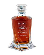 Paul Giraud: Tres Rare Quadro Carafe / 40 % Vol. / 0,7 Liter-Flasche