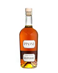 Pisoni Grappamara - Kräuter-Grappa / 40 % Vol. / 0,7 Liter-Flasche