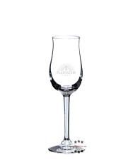 Plantation Rum Nosing-Glas mit Stiel / ca. 80 ml / H: ca. 17 cm