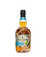Plantation Rum Isle of Fiji / 40 % Vol. / 0,7 Liter-Flasche