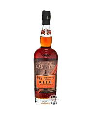 Plantation Overproof Rum O.F.T.D. / 69 % Vol. / 0,7 Liter-Flasche