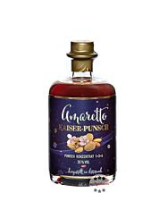 Prinz: Amaretto-Mandel-Punsch / 30% Vol. / 0,5 Liter - Flasche