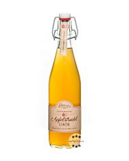 Prinz: Apfelstrudel Likör / 16 % Vol. / 0,5 Liter-Flasche