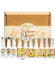 """Prinz: """"Alles Schnaps"""" Probierset – Die kleinen Prinzen / 34-41 % Vol. / 10 x 0,02 L in Geschenkbox"""