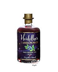 Prinz: Heidelbeer-Punsch / 30% Vol. / 0,5 Liter - Flasche