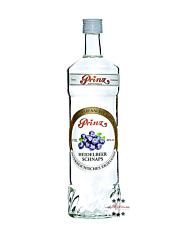 Prinz Heidelbeer-Schnaps / 40 % Vol. / 1,0 Liter-Flasche