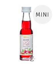 Prinz: Heiße Liebe Likör Miniatur / 16 % Vol. / 0,02 Liter-Flasche