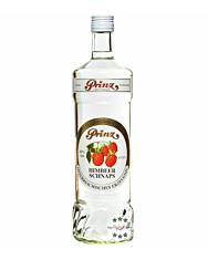 Prinz: Himbeer-Schnaps / 40% Vol. / 1,0 Liter - Flasche