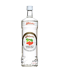 Prinz: Kirschen-Schnaps / 40% Vol. / 1,0 Liter - Flasche