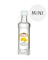 Prinz: Quitten-Schnaps Miniatur / 40 % Vol. / 0,04 Liter-Flasche