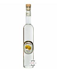 Prinz Quitten-Schnaps / 40 % Vol. / 0,5 Liter-Flasche