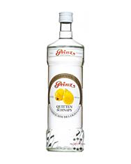 Prinz: Quitten-Schnaps / 40 % Vol. / 1,0 Liter - Flasche