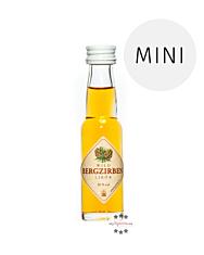 Prinz Wild-Bergzirben Likör Miniatur / 20 % Vol. / 0,02 Liter-Flasche