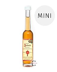 Prinz: Zirberla Likör aus Zirbenzapfen Miniatur / 30 % Vol. / 0,04 Liter-Flasche