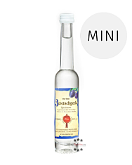 Prinz: Zwetschgerla Miniatur / 34 % Vol. / 0,04 Liter-Flasche