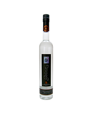 Prinz: Brombeer-Brand - In Steingut gereift / 43% Vol. / 0,5 Liter