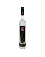 Prinz: Himbeer Brand- In Steingut gereift / 43% Vol. / 0,5 Liter