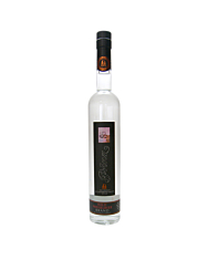 Prinz: Wild-Preiselbeer-Brand - In Steingut gereift / 43% Vol. / 0,5 Liter
