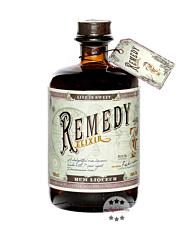 Remedy Elixir Likör mit Rum / 34 % Vol. / 0,7 Liter-Flasche