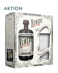 Remedy Spiced (Rum Basis) Spirit Drink / 41,5 % Vol. / 0,7 Liter-Flasche