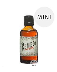 Remedy Spiced (Rum Basis) Miniatur 5cl / 41,5 % Vol./ 0,05 Liter-Flasche