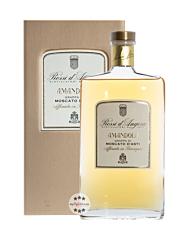 Rossi d'Angera Amandola Grappa di Moscato d'Asti / 42 % Vol. / 0,7 Liter-Flasche
