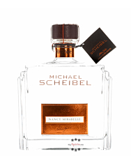 Scheibel Mirabelle Alte Zeit – Nancy Mirabellen-Brand über Holzfeuer / 44 % vol. / 0,7 Liter-Flasche